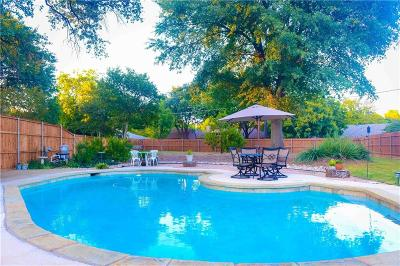 Highland Village Single Family Home Active Option Contract: 642 Medina Drive