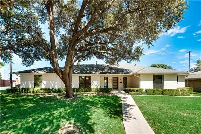 Dallas Single Family Home For Sale: 4707 Thunder Road