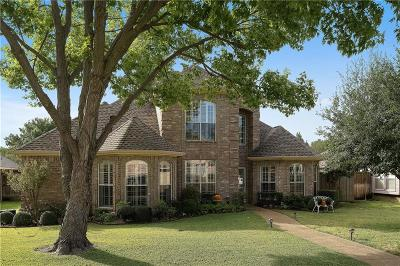 Allen Single Family Home For Sale: 1008 Springfield Lane