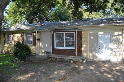 Farmers Branch Residential Lease For Lease: 13953 Montvale Drive