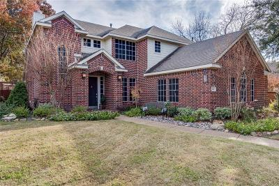 Rockwall Single Family Home For Sale: 920 Briar Oaks Drive