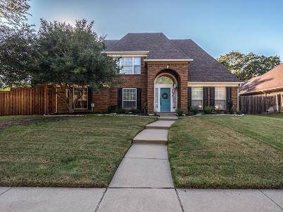 Highland Village Single Family Home Active Option Contract: 2125 Strathmore Drive