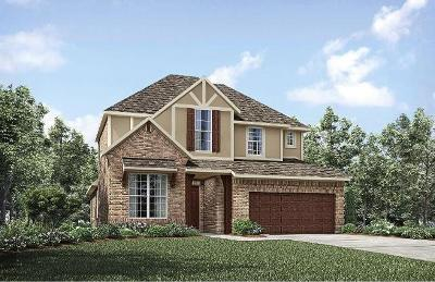 McKinney Single Family Home Active Contingent: 3301 Hickory Bend Trail