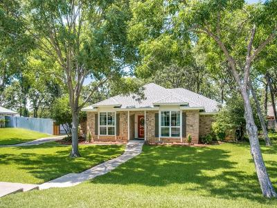 Colleyville Single Family Home For Sale: 404 Briarcliff Court