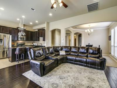 Rowlett Single Family Home Active Option Contract: 9201 Canyon Creek Drive
