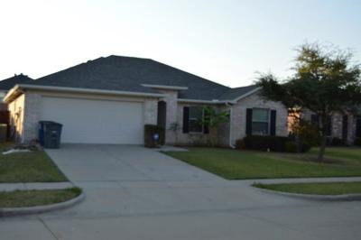 Wylie Single Family Home Active Option Contract