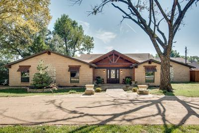 Grapevine Single Family Home Active Option Contract