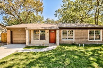 Rockwall, Fate, Heath, Mclendon Chisholm Single Family Home For Sale: 707 Sam Houston Street