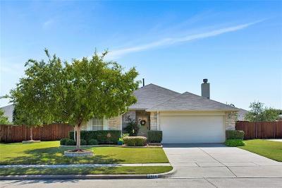 Denton Single Family Home For Sale: 2400 Del Mar Court