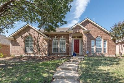 Frisco Single Family Home For Sale: 7605 Sonoma Valley Drive