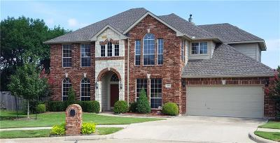 Rowlett Single Family Home For Sale: 4305 Diplomacy Drive