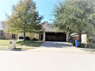 Frisco Single Family Home For Sale: 8457 Biscayne Street