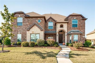 Prosper Single Family Home Active Option Contract: 830 Texana Drive