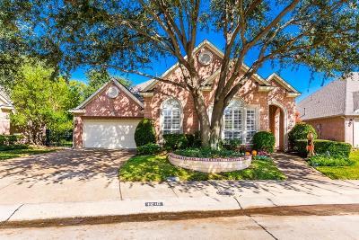 Collin County, Dallas County, Denton County, Kaufman County, Rockwall County, Tarrant County Single Family Home For Sale: 1216 Lake Point Circle