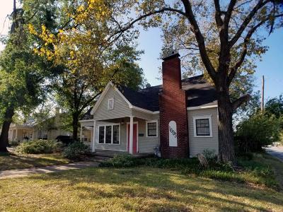 Terrell Single Family Home For Sale: 1005 Johnson Street
