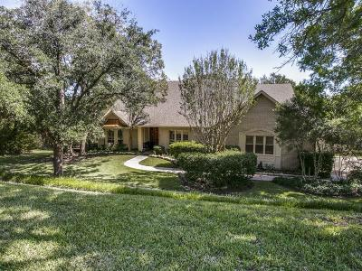 Fort Worth Single Family Home For Sale: 4475 Twilight Trail