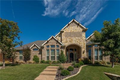 Mckinney Single Family Home For Sale: 4300 Beaver Run Drive