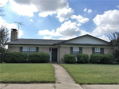 Garland Residential Lease For Lease: 2934 Meadow Park Drive