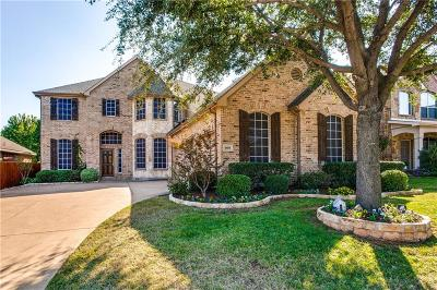 Hickory Creek Single Family Home For Sale: 305 Texoma Drive