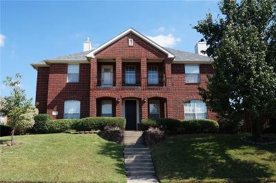 Carrollton Single Family Home For Sale: 3752 Menard Drive