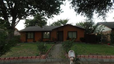 Garland Single Family Home Active Option Contract: 301 Elmwood Drive