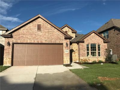 Little Elm Residential Lease For Lease: 1900 Lake Wood Trail