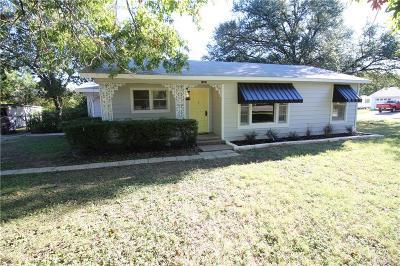 Johnson County Single Family Home For Sale: 1302 Grand Avenue