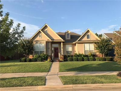 North Richland Hills Single Family Home For Sale: 8321 Bridge Street