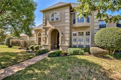 Southlake Single Family Home For Sale: 800 Timber Lake Circle