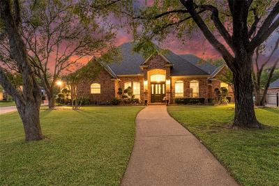Colleyville Single Family Home Active Option Contract: 5302 Maple Lane