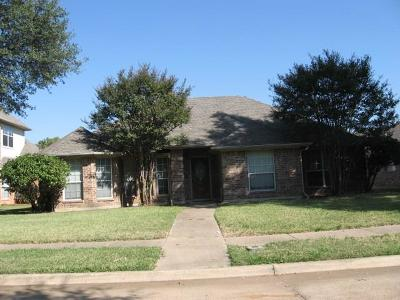 Mesquite Single Family Home For Sale: 705 Wedgewood