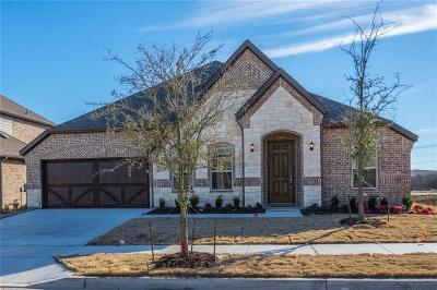 Aledo Single Family Home For Sale: 15037 Teasley Avenue