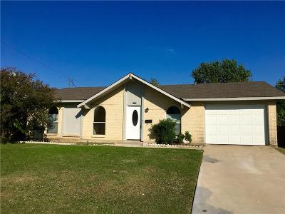 Lewisville Single Family Home For Sale: 1107 Westwood Drive