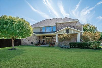 Plano TX Single Family Home Active Option Contract: $335,000
