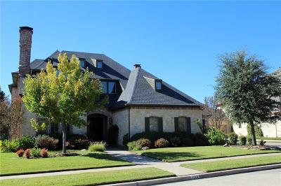 Dallas County Single Family Home For Sale: 709 Waverly Lane