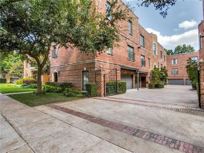 Condo Active Option Contract: 4330 Cole Avenue #B