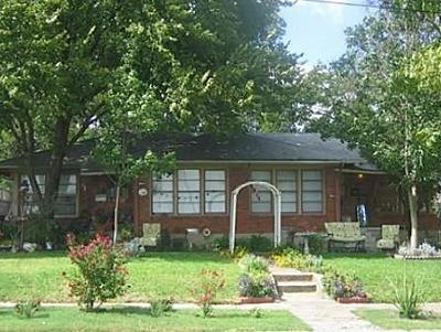 Dallas Multi Family Home For Sale: 5933 Columbia Avenue