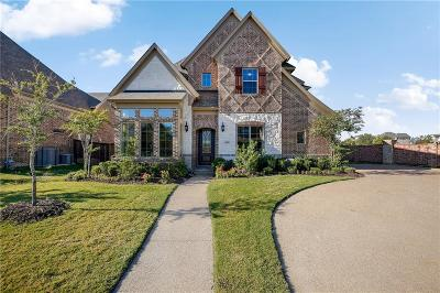 Mansfield Single Family Home For Sale: 4307 Waterford Glen Drive