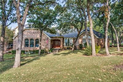 Keller Single Family Home For Sale: 1717 Bellechase Drive