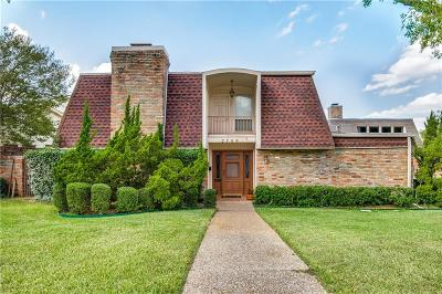 Carrollton Single Family Home For Sale: 2709 Country Place