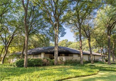 Collin County, Dallas County, Denton County, Kaufman County, Rockwall County, Tarrant County Single Family Home Active Contingent: 700 Havenwood Lane S