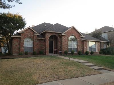 The Colony Residential Lease For Lease: 5825 Carroll Drive