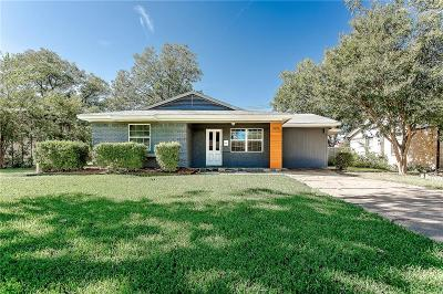 Mesquite Single Family Home For Sale: 3209 Edgebrook Drive