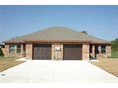 Gunter Multi Family Home For Sale: 606 N 6th Street #Lot 4