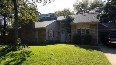 Arlington Single Family Home For Sale: 5701 Stage Line Court