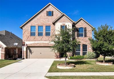 Little Elm Single Family Home For Sale: 2353 Fountain Gate Drive