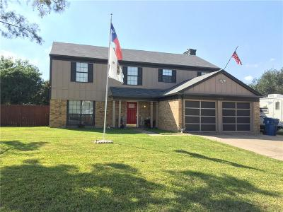Flower Mound Single Family Home Active Option Contract: 5317 Timber Creek Road