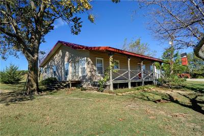 Parker County Single Family Home For Sale: 100 W Yucca View Street