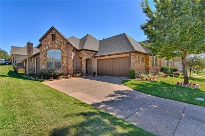 Arlington Single Family Home Active Option Contract: 5803 Dry Creek Lane
