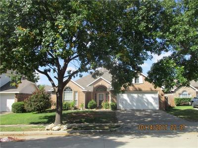 Park Glen, Park Glen Add Single Family Home For Sale: 7221 Mesa Verde Trail